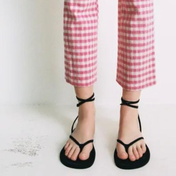 🔆NEW Zara Strappy Sandals